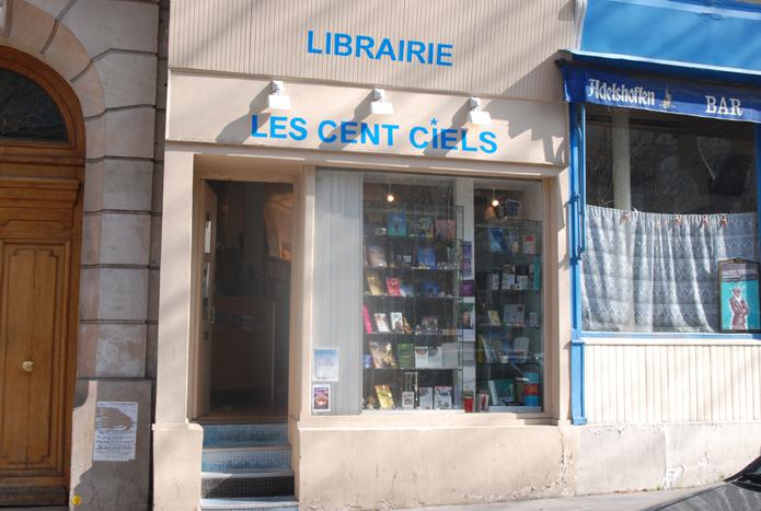 Librairie Les Cent Ciels : l\'échange et l\'harmonie...